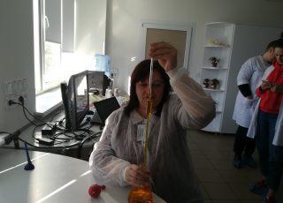 Повышение компетенций персонала лаборатории