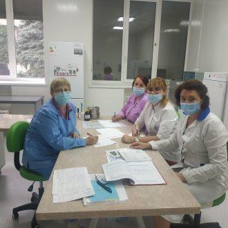 Підготовка приміщень мікробіологічної лабораторії (належна практика, документація), мікробіологічний моніторинг в мікробіологічній лабораторії